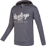 Rawlings® Adults' Pro Baseball Branded Performance Fleece Pullover Hoodie
