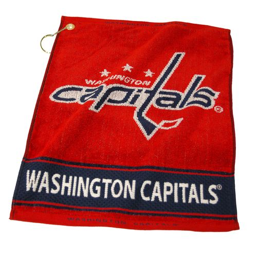 Team Golf Washington Capitals Woven Towel - view number 1