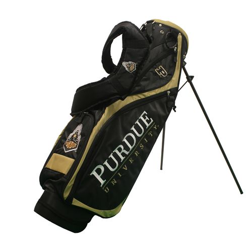 Team Golf Purdue University Nassau Golf Stand Bag