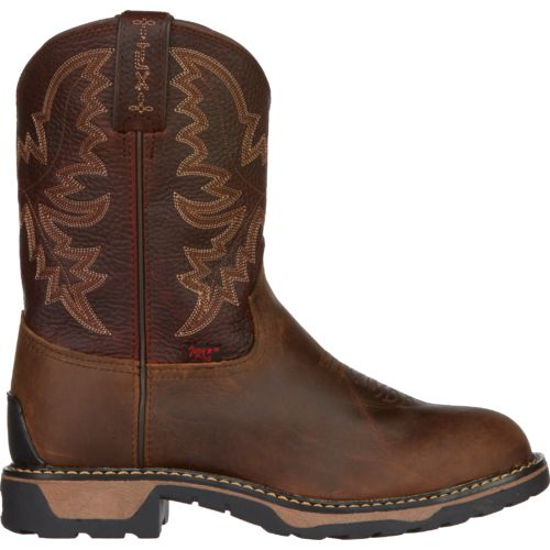 Display product reviews for Tony Lama Kids' Crazy Horse TLX Western Work Boots