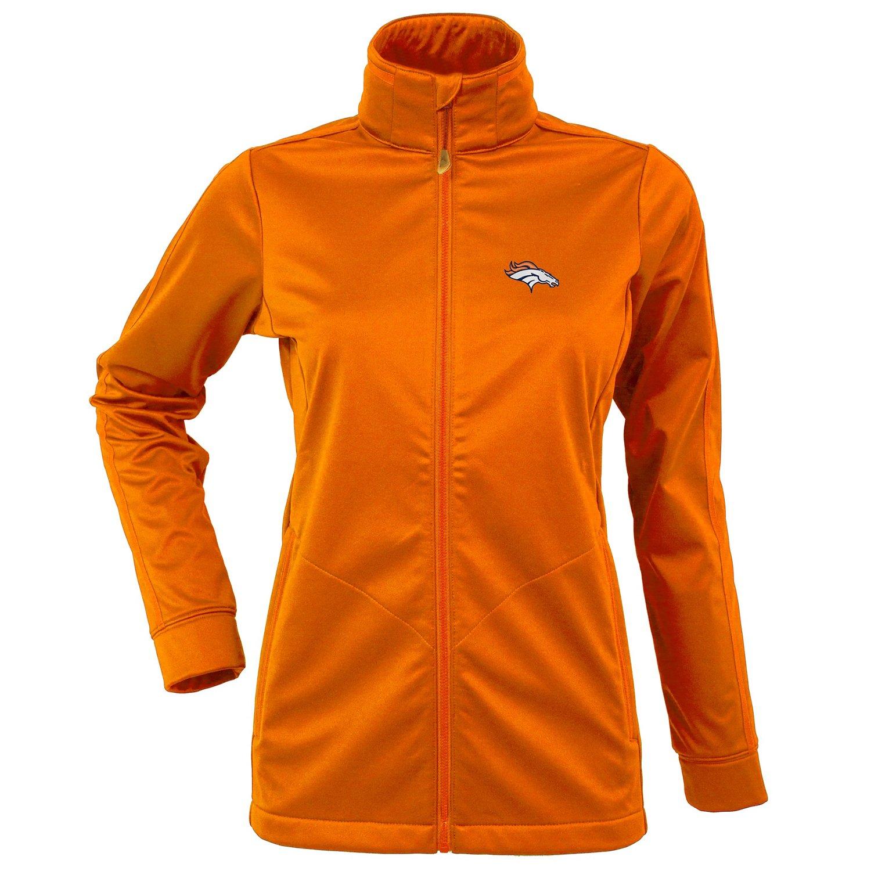 ... Antigua Womens Denver Broncos Golf Jacket ... e89de9663