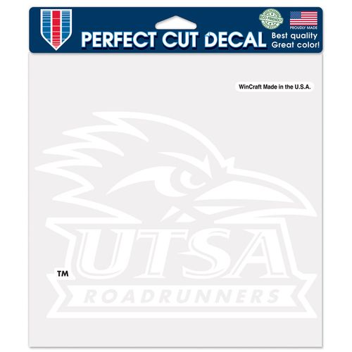 WinCraft University of Texas at San Antonio Perfect Cut Decal