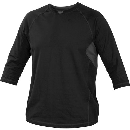 Rawlings Men's 3/4 Sleeve Performance Shirt