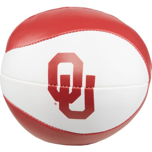 "Rawlings® University of Oklahoma Free Throw 4"" Softee"