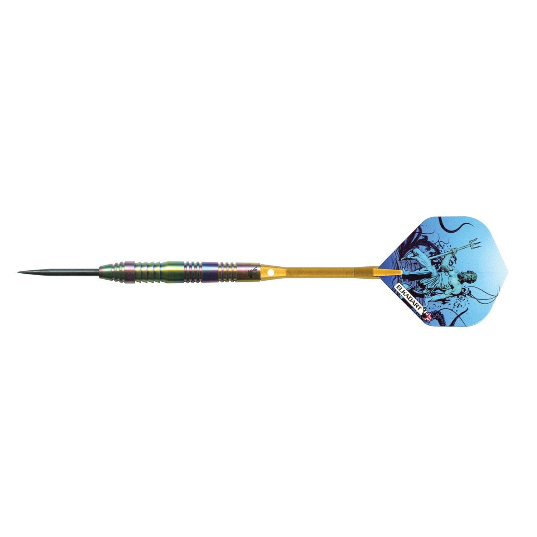 Elkadart Neptune Steel-Tip Darts 3-Pack