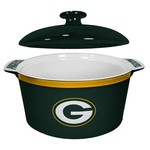 Boelter Brands Green Bay Packers Gametime 2.4 qt. Oven Bowl - view number 1