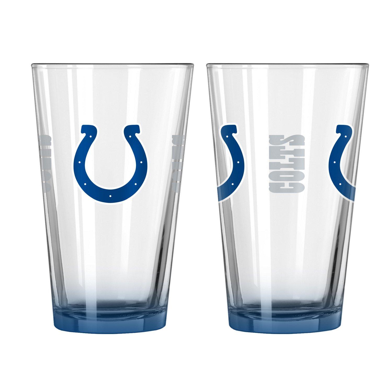 Boelter Brands Indianapolis Colts Elite 16 oz. Pint
