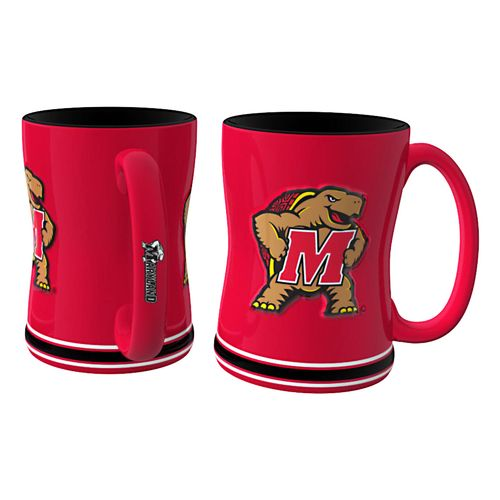 Boelter Brands University of Maryland 14 oz. Relief Mugs 2-Pack