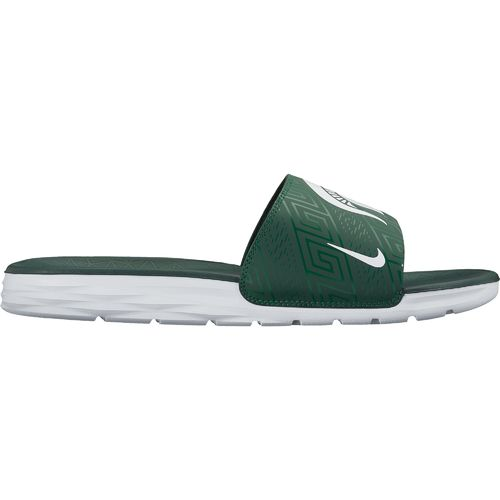 Nike Men's NCAA Benassi Solarsoft Sport Slides