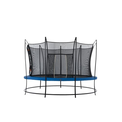 Vuly 2 14' Round Trampoline with Enclosure