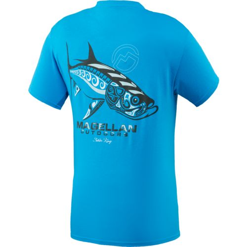 Magellan Outdoors™ Men's Tarpon Tribal Short Sleeve T-shirt