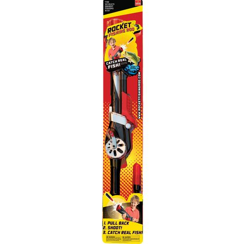 goliath games rocket 2 39 7 kids 39 spincast rod and reel