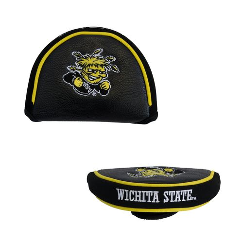 Team Golf Wichita State University Mallet Putter Cover