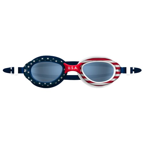 TYR Adults' Special Ops 2.0 Polarized Nations USA