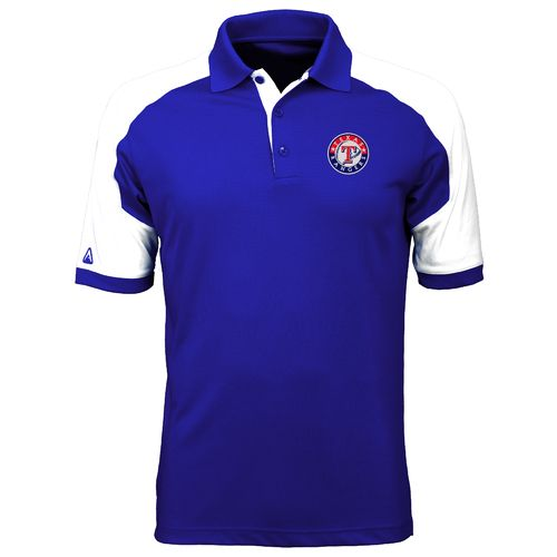 Antigua Men's Texas Rangers Century Polo Shirt