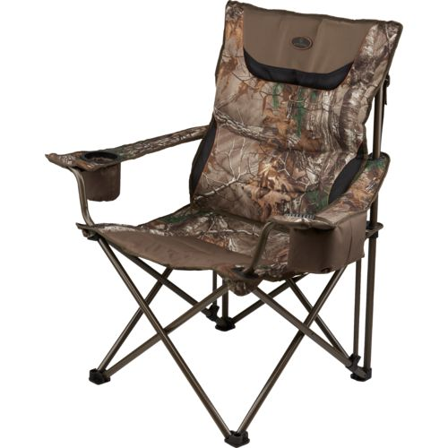 Game Winner®  XL High-Back Hard-Arm Chair
