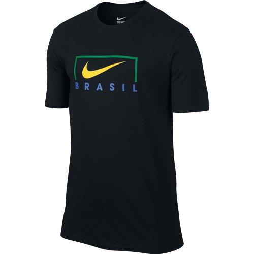 Nike Men's Brazil Copa Swoosh T-shirt