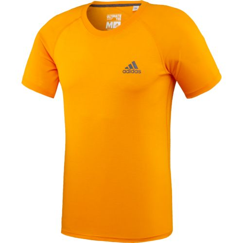 adidas Men's Ultimate Short Sleeve Crew T-shirt