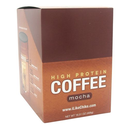 Chike Nutrition Mocha High-Protein Coffee