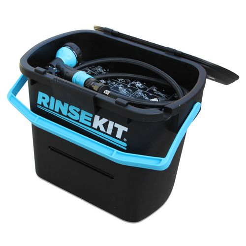 RinseKit® Portable Pressurized Shower System - view number 2