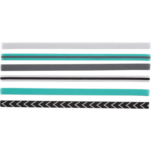 BCG™ Women's Mixed Stripe Headbands 6-Pack