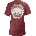 Three Squared Juniors' University of Alabama Stitches T-shirt