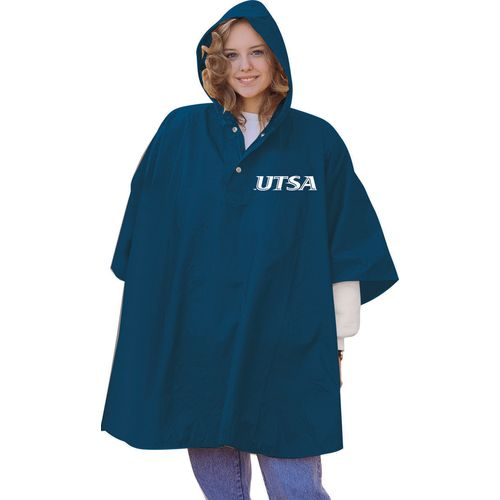 Storm Duds Men's University of Texas at San Antonio Slicker Heavy Duty PVC Poncho
