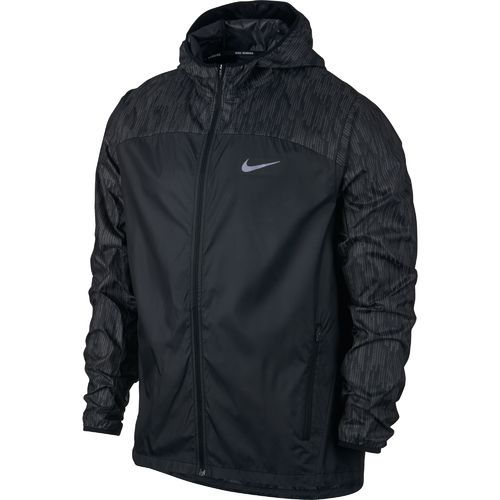 Nike™ Men's Shield Running Jacket