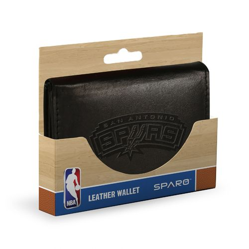 Rico Men's San Antonio Spurs Embossed Wallet