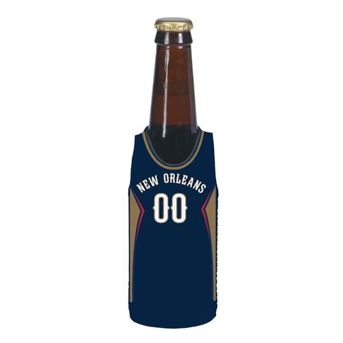 Kolder New Orleans Pelicans Bottle Jersey® 12 oz. Bottle Insulator - view number 1