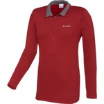 Columbia Sportswear Men's Great Hart Mountain III 1/2 Zip Long Sleeve Pullover - view number 2