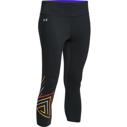 Under Armour™ Women's Fly By Graphic Crop Pant