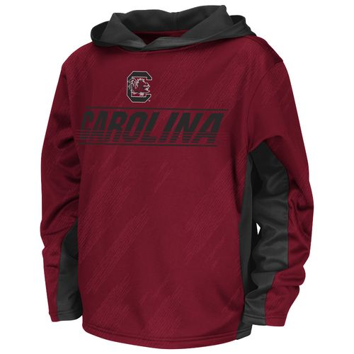 Colosseum Athletics™ Juniors' University of South Carolina Sleet Pullover Hoodie