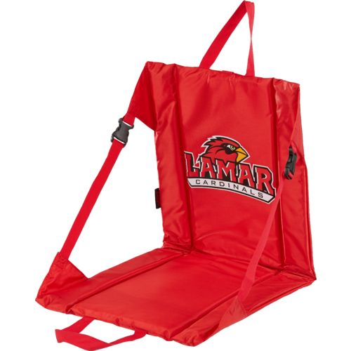 Logo™ Lamar University Bifold Stadium Seat - view number 1