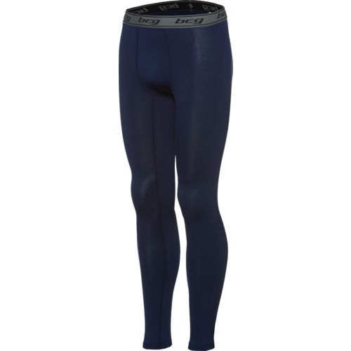 Display product reviews for BCG Men's Solid Compression Tight