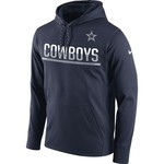 Nike Men's Dallas Cowboys Circuit Pullover Hoodie
