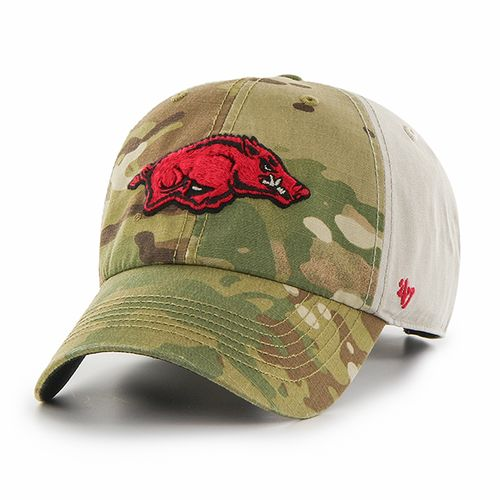 '47 University of Arkansas Sumner Camo Cap