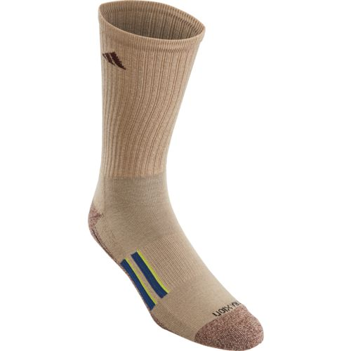 adidas Men's climalite X II Crew Socks - view number 1
