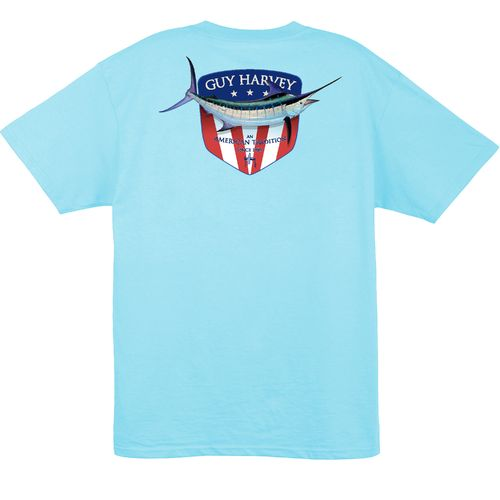 Guy Harvey Men's Down Home Short Sleeve T-shirt