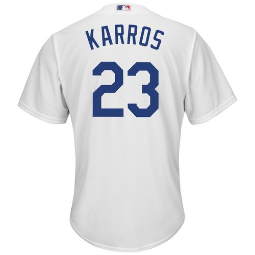 Majestic Men's Los Angeles Dodgers Eric Karros #23 Cool Base Replica Jersey - view number 2