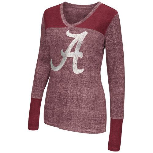 Touch by Alyssa Milano Women's University of Alabama Goal Line Top