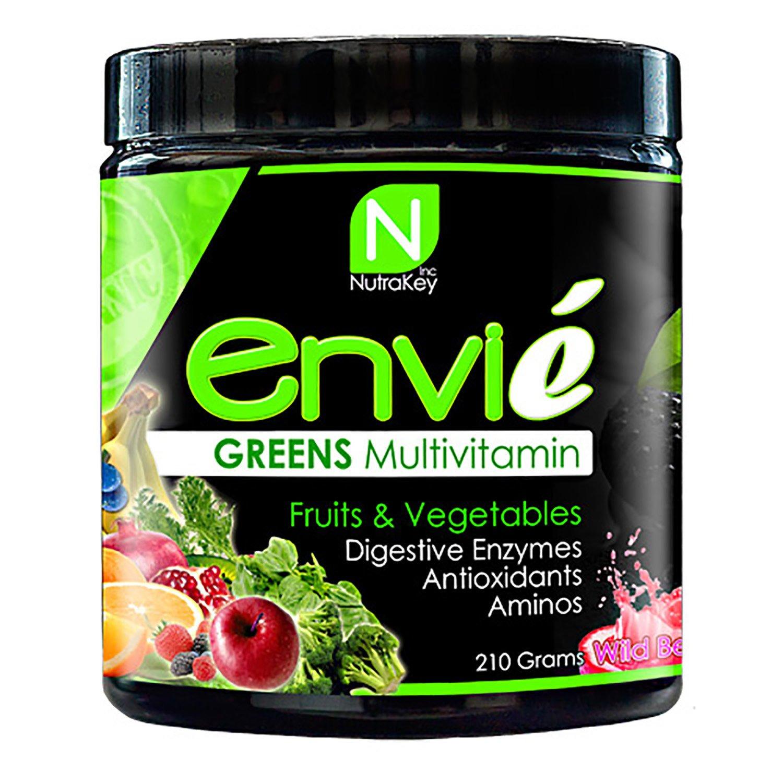 NutraKey Envie Greens Multivitamin Supplement