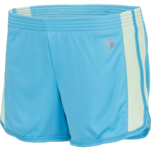 Soffe Girls' Track Shortie Short