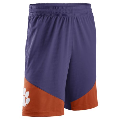 Nike™ Men's Clemson University Classics Basketball Short