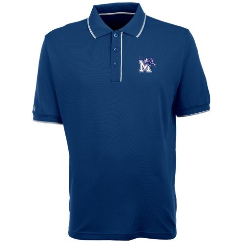 Antigua Men's University of Memphis Elite Polo Shirt