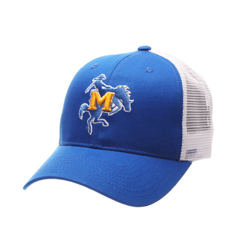 Zephyr Men's McNeese State University Big Rig Meshback Cap