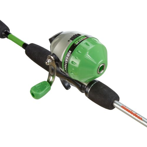Kid Casters Teenage Mutant Ninja Turtles 4' M Freshwater Spincast Rod and Reel Combo - view number 5
