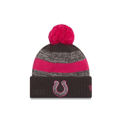 New Era Men's Indianapolis Colts BCA Knit Cap