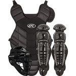Rawlings Kids' Prodigy T-ball Catcher's Set - view number 1