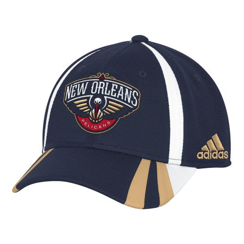 adidas Men's New Orleans Pelicans Structured Adjustable Cap
